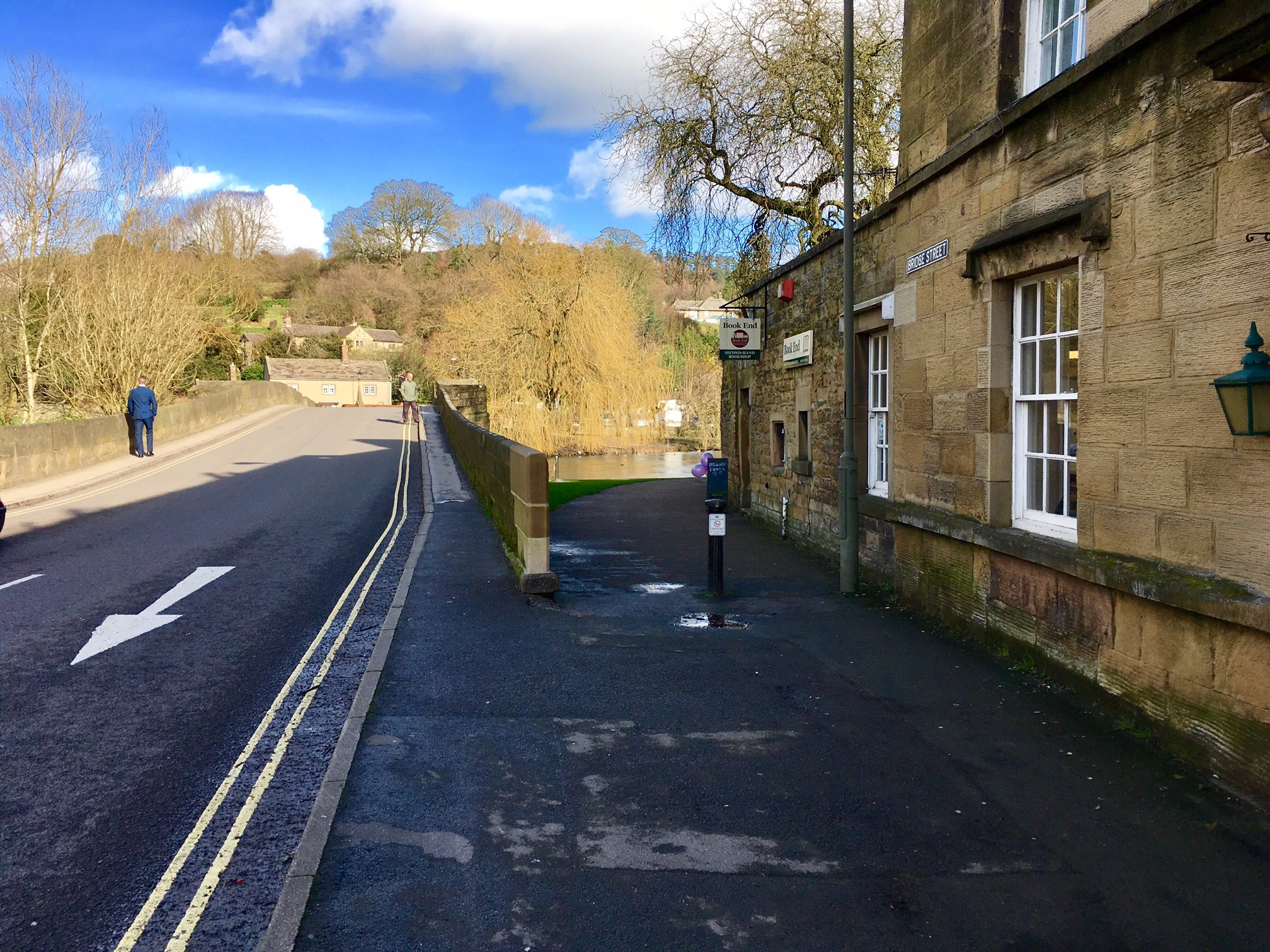 Bakewell to Over Haddon Walk