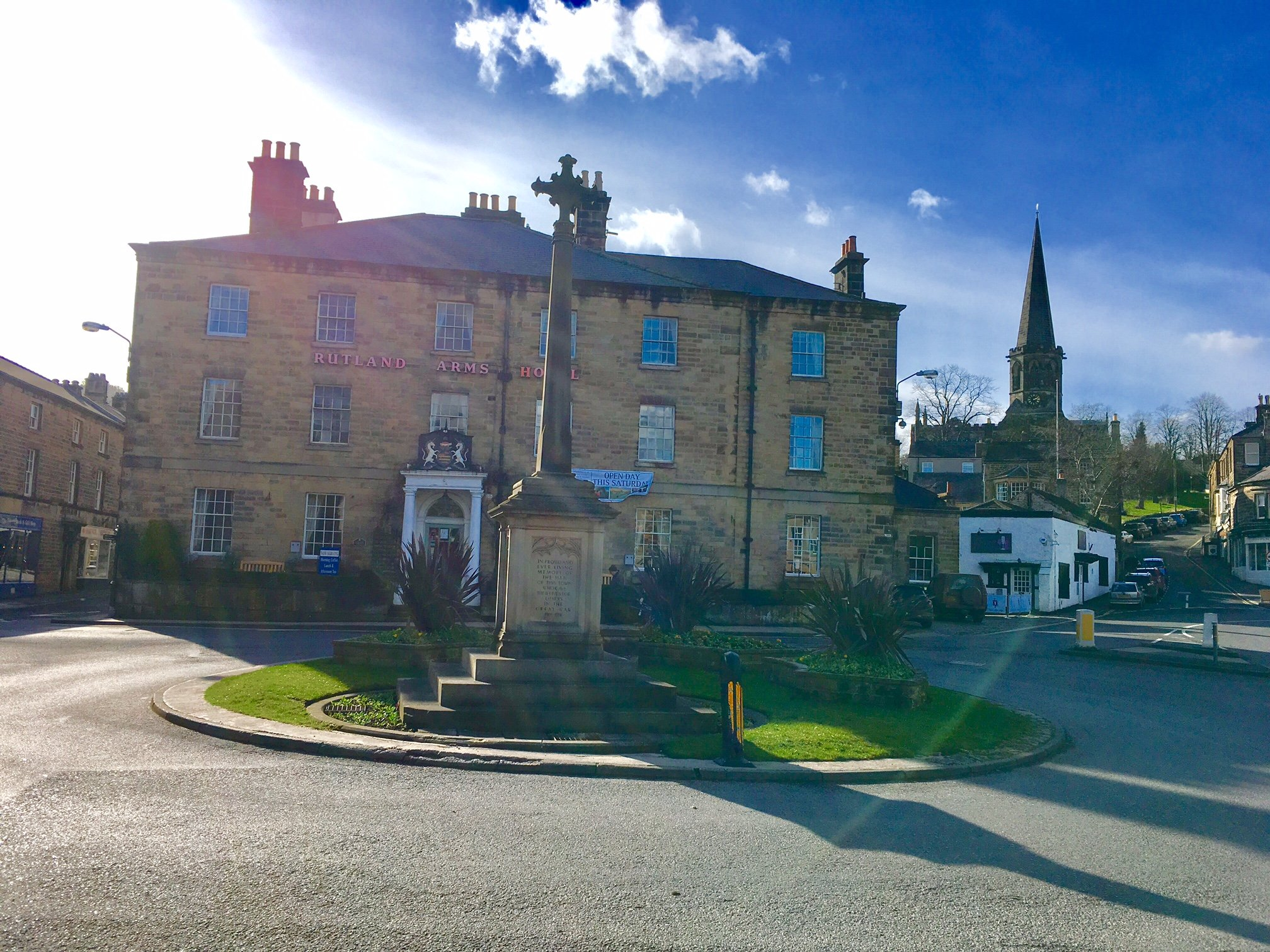 Bakewell Square